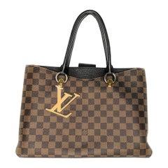 Louis Vuitton Damier Ebene Riverside Tote