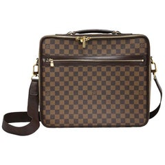 Louis Vuitton Damier Ebene Sasana Briefcase