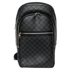 Louis Vuitton Damier Graphite BackPack