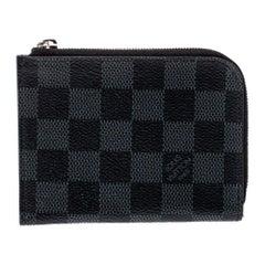 Louis Vuitton Damier Graphite Canvas Zip Purse