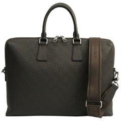 Louis Vuitton Damier Infini Leather Porte Documents Briefcase