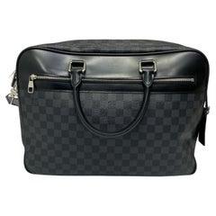 Louis Vuitton Damier Leather Shoulder Bag