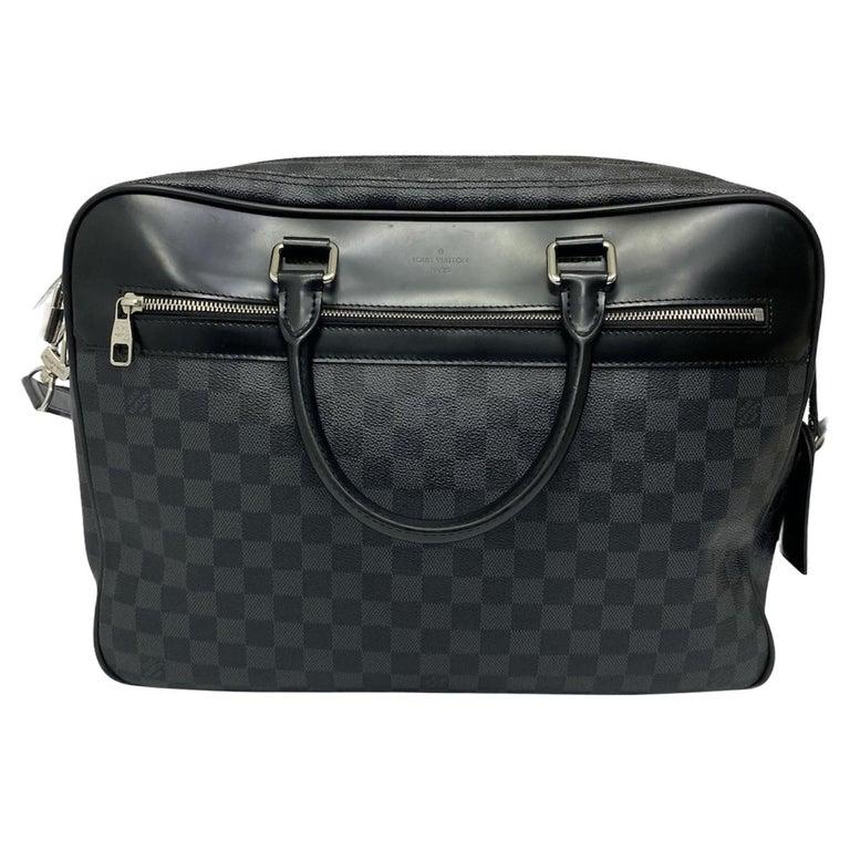 Louis Vuitton Damier Leather Shoulder Bag  For Sale
