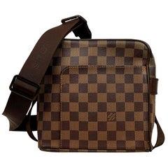 Louis Vuitton Damier Olav PM Crossbody Bag