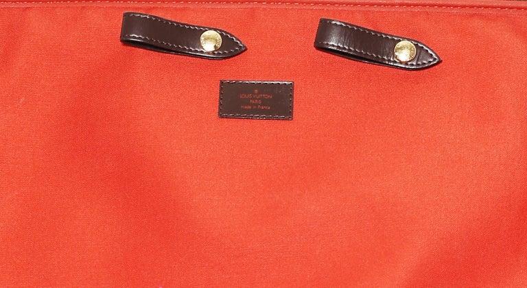 Louis Vuitton Damier Pégase 55 Travel Trolley Bag  Luggage For Sale 6