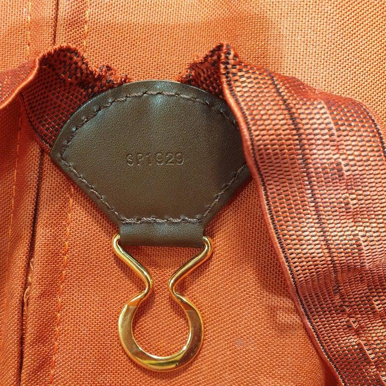 Louis Vuitton Damier Pégase 55 Travel Trolley Bag  Luggage For Sale 7