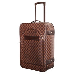 Louis Vuitton Damier Pégase 55 Travel Trolley Bag  Luggage