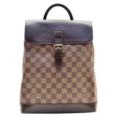 Louis Vuitton Damier Soho Backpack