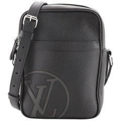 Louis Vuitton Danube Handbag Leather PM