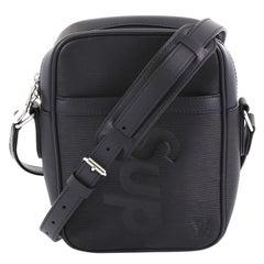 Louis Vuitton Danube Handbag Limited Edition Supreme Epi Leather PM