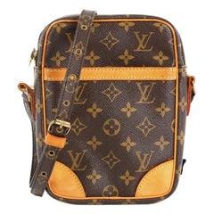 Louis Vuitton Danube Handbag Monogram Canvas
