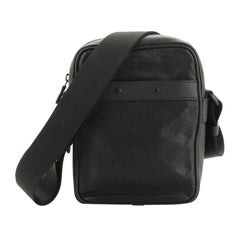 Louis Vuitton Danube Handbag Monogram Shadow Leather PM