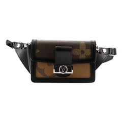 Louis Vuitton Dauphine Bumbag Limited Edition Reverse Monogram Giant