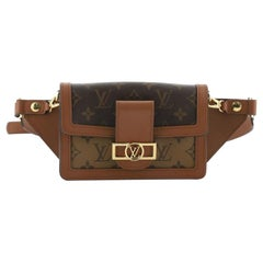 Louis Vuitton Dauphine Bumbag Reverse Monogram Canvas