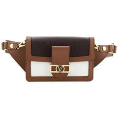 Louis Vuitton Dauphine Bumbag Taurillon Leather