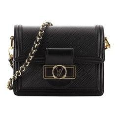 Louis Vuitton Dauphine Shoulder Bag Epi Leather Mini