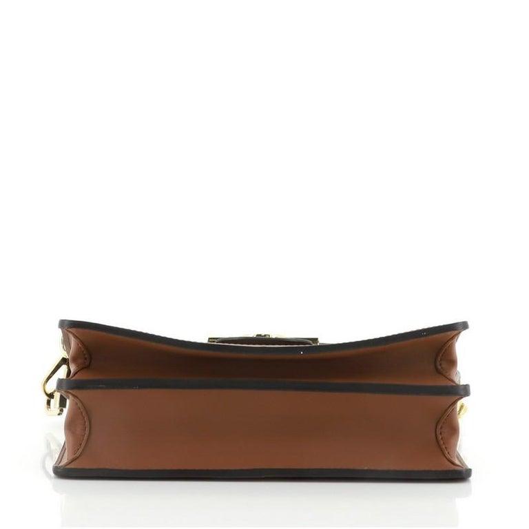 Women's or Men's Louis Vuitton Dauphine Shoulder Bag Reverse Monogram Canvas MM For Sale