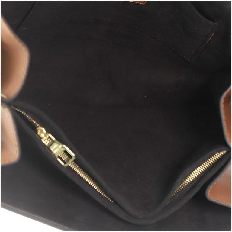Louis Vuitton Dauphine Shoulder Bag Reverse Monogram Canvas MM For Sale 1