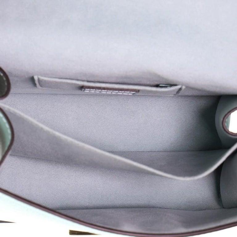 Women's or Men's Louis Vuitton Dauphine Shoulder Bag Taurillon Leather Mini For Sale