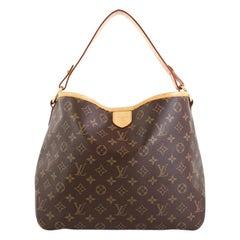 Louis Vuitton Delightful Handbag Monogram Canvas PM