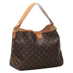 Louis Vuitton Delightful Monogram Pm  Brown Tote