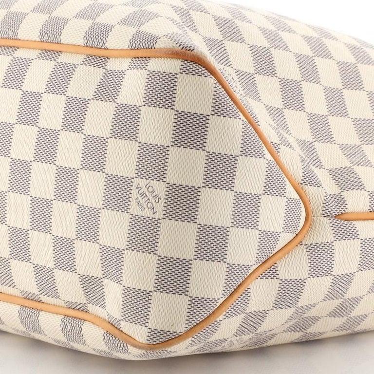 Louis Vuitton Delightful NM Handbag Damier MM For Sale 1