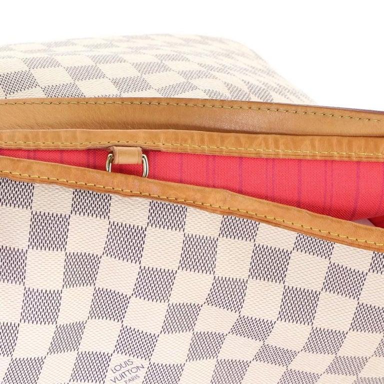 Louis Vuitton Delightful NM Handbag Damier MM For Sale 2