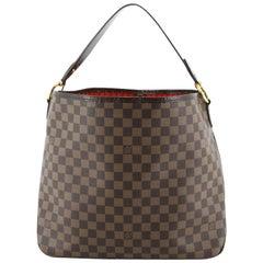 Louis Vuitton Delightful NM Handbag Damier MM