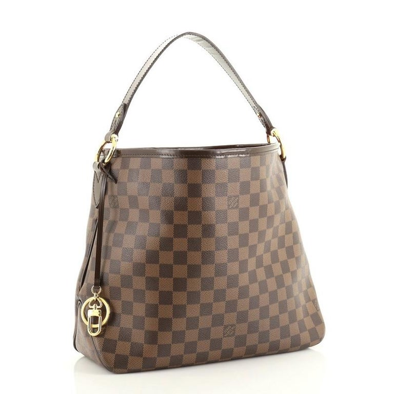 Louis Vuitton Delightful NM Handbag Damier PM In Good Condition For Sale In New York, NY