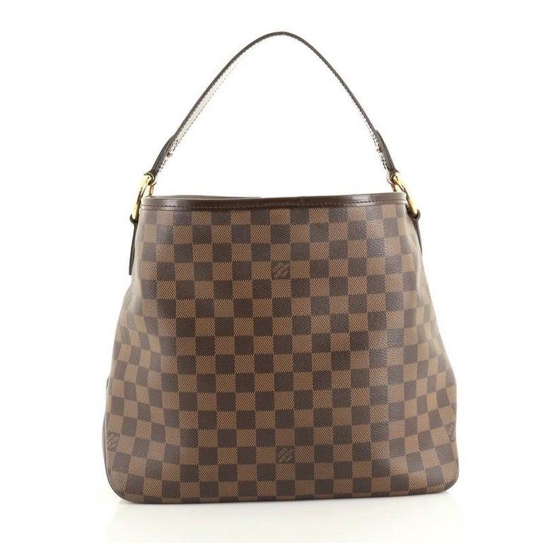 Women's or Men's Louis Vuitton Delightful NM Handbag Damier PM For Sale