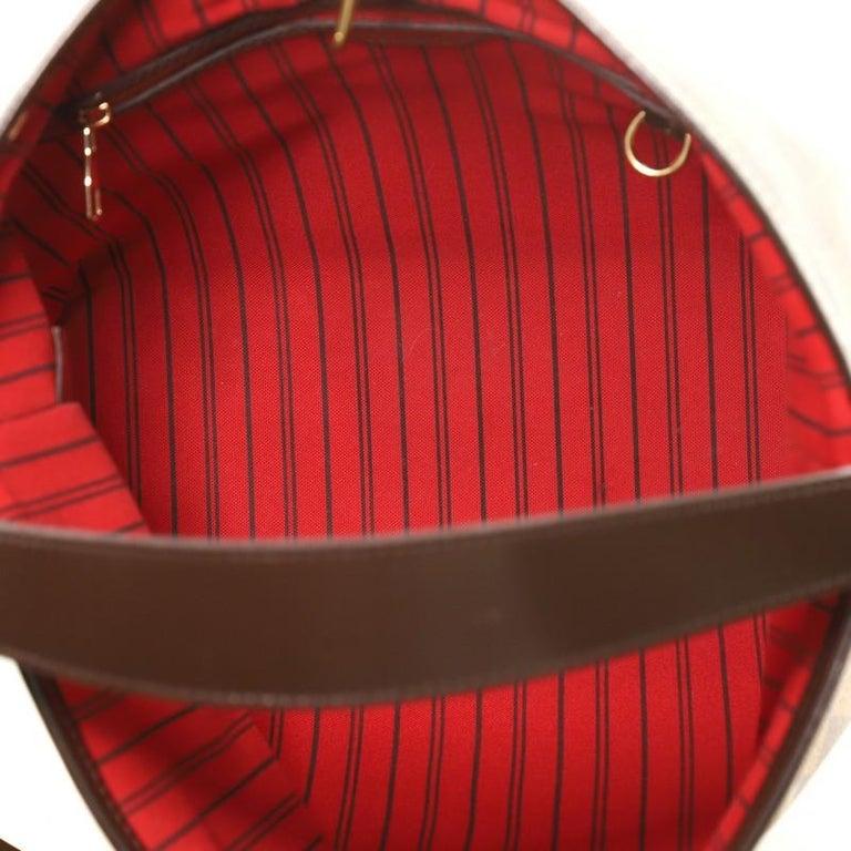 Louis Vuitton Delightful NM Handbag Damier PM For Sale 2