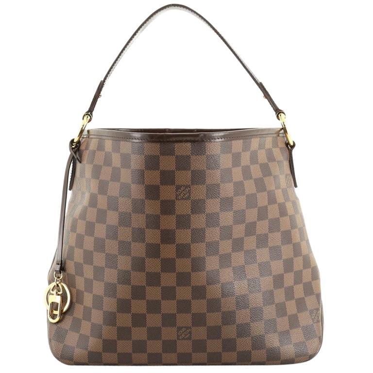 Louis Vuitton Delightful NM Handbag Damier PM For Sale