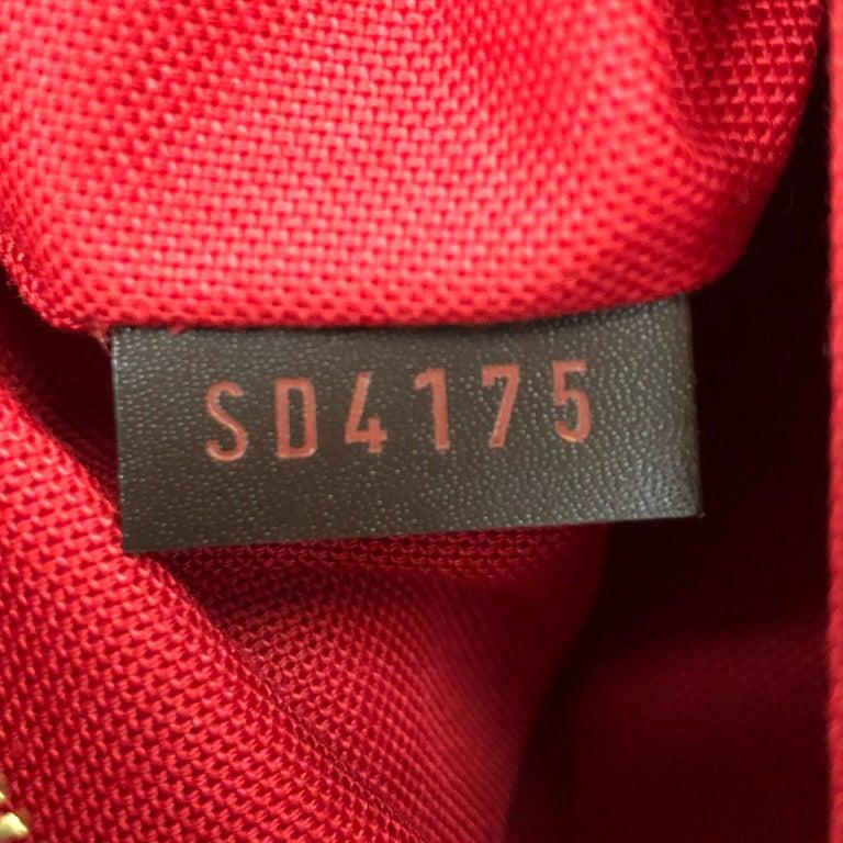 Louis Vuitton Delightful NM Handbag For Sale 1
