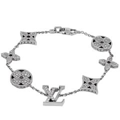 Louis Vuitton Diamond Monogram Bracelet