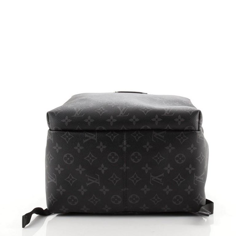 Women's or Men's Louis Vuitton Discovery Backpack Monogram Eclipse Canvas PM For Sale
