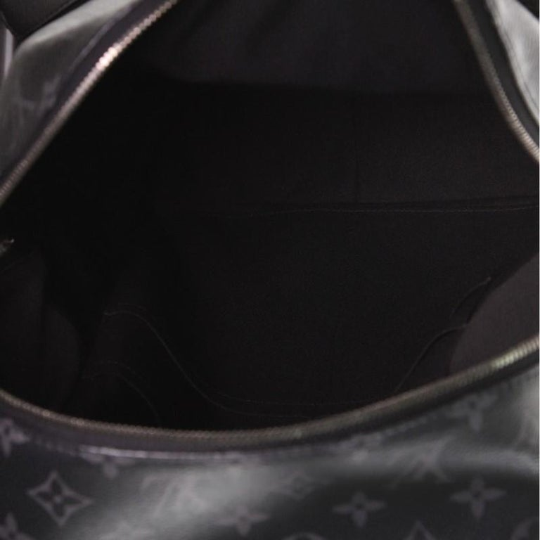 Louis Vuitton Discovery Backpack Monogram Eclipse Canvas PM For Sale 1