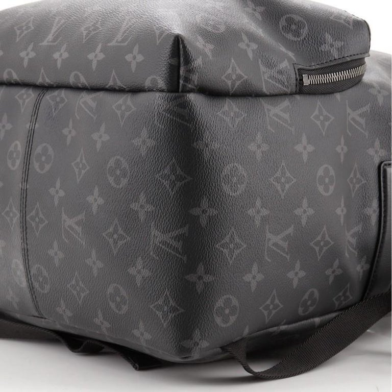 Louis Vuitton Discovery Backpack Monogram Eclipse Canvas PM For Sale 3