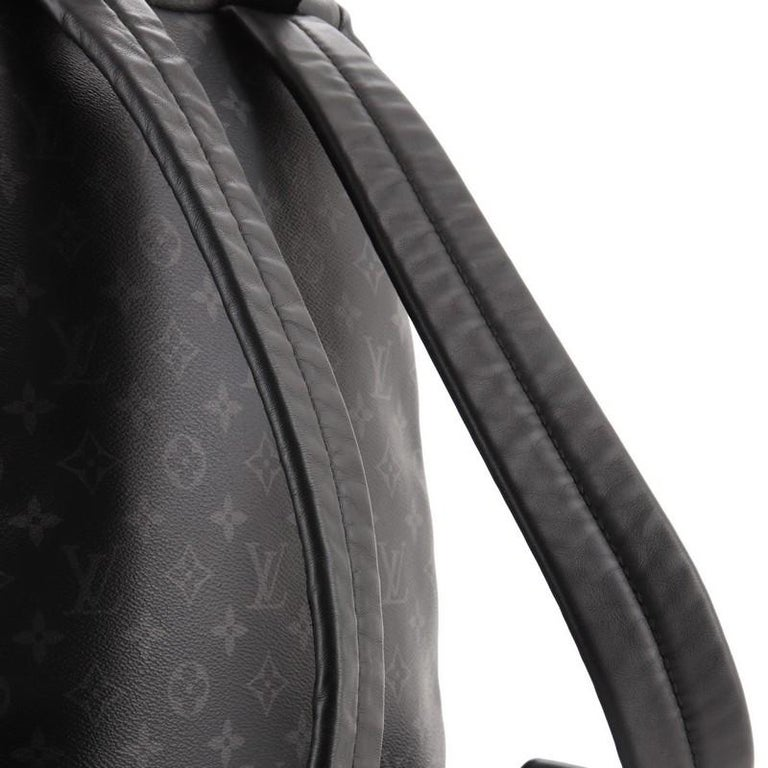 Louis Vuitton Discovery Backpack Monogram Eclipse Canvas PM For Sale 4