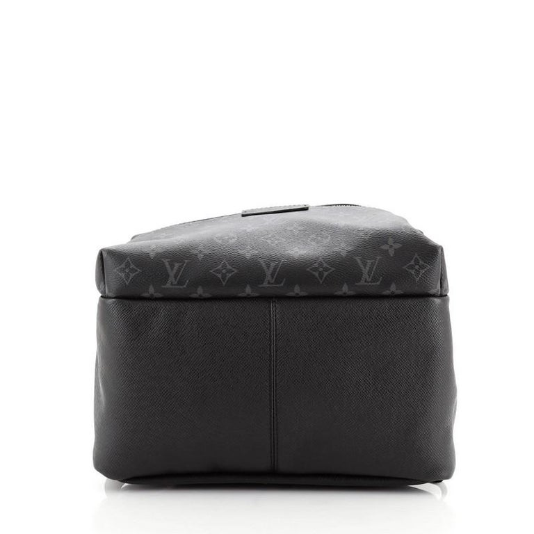 Louis Vuitton Discovery Backpack Monogram Taigarama PM For Sale 1
