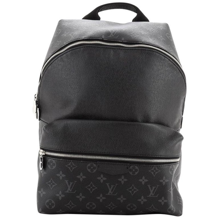 Louis Vuitton Discovery Backpack Monogram Taigarama PM For Sale