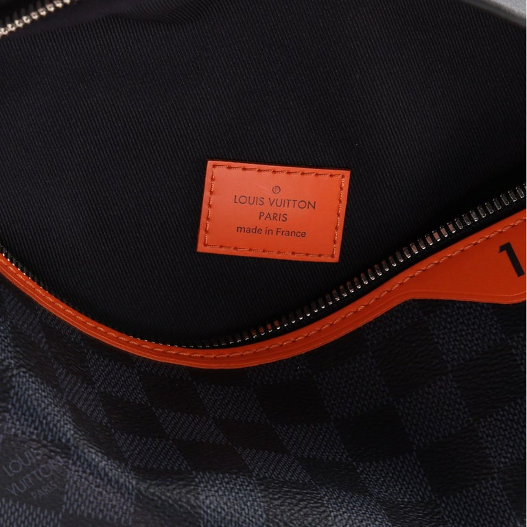 Louis Vuitton Discovery Bumbag Limited Edition Damier Cobalt Race For Sale 1