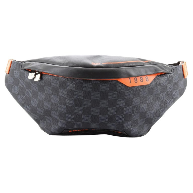 Louis Vuitton Discovery Bumbag Limited Edition Damier Cobalt Race For Sale