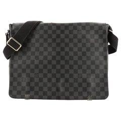 Louis Vuitton District NM Messenger Bag Damier Graphite GM