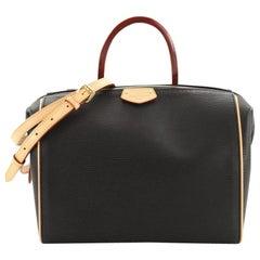 Louis Vuitton Doc Handbag Epi Leather PM