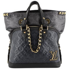 Louis Vuitton Double Jeu Neo Alma Bag Monogram Embossed Leather,