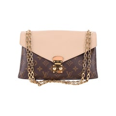 Louis Vuitton Dune Monogram Canvas Pallas Chain Bag