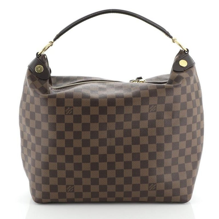 Louis Vuitton Duomo Hobo Damier In Good Condition In New York, NY