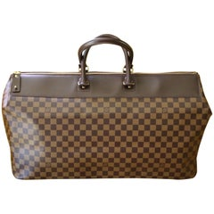 Louis Vuitton Ebene Damier Canvas Large Travel Bag