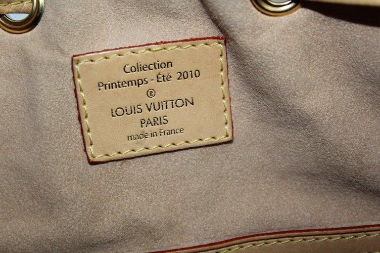 Louis Vuitton Eden Neo Peche Monogram Limited Edition Bag For Sale 1