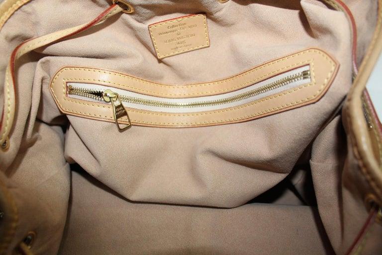 Louis Vuitton Eden Neo Peche Monogram Limited Edition Bag For Sale 2